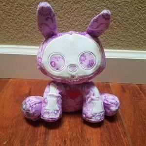 Skelanimals Springtime Rabbit Plush